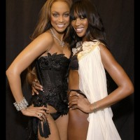 Naomi Campbell and Tyra Banks: A Reflection of Us