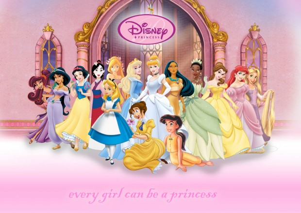Were You Ruined by Princess Culture?
